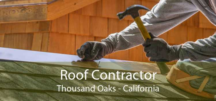 Roof Contractor Thousand Oaks - California