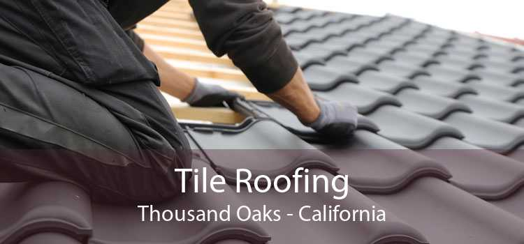 Tile Roofing Thousand Oaks - California